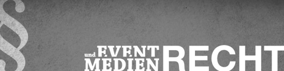 Event Und Medienrecht Verträge Beim Event